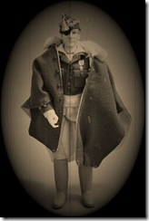 D. JOSE MILLAN ASTRAY (Fundador de la legión) Escala 1/10 madelman custom