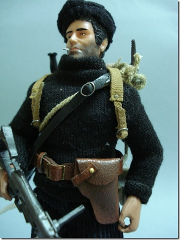 Guerrillero antifranquista a escala 1/10 madelman custom