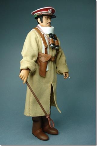Teniente tiradores de Ifni 1936 a Escala 1/10 madelman custom
