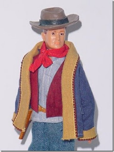 HENRY WHITMAN  Escala 1/10 madelman custom