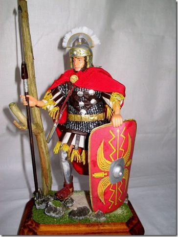 ROMANO Escala 1/10 madelman custom