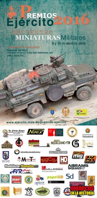 PREMIOS EJERCITO 2016 ACADEMIA DE CABALLERIA DE VALLADOLID