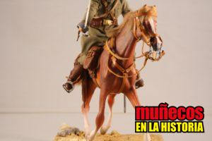 CAZADOR DEL REGIMIENTO DE ALCÁNTARA – 1921 – Figuras articuladas Escala 1/10 madelman custom