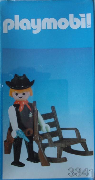 3341 SHERIFF CON SILLA
